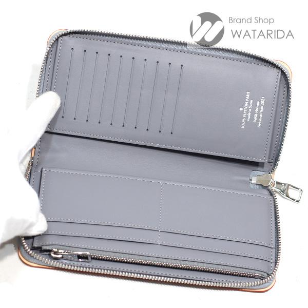 川崎の質屋 渡田質店 ルイヴィトン 財布 ジッピーウォレット・ヴェルティカル M80808 LVミラー・ミラー 2021秋冬 箱・保存袋付 未使用品 送料無料 のご紹介です。