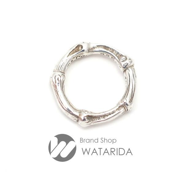 川崎の質屋 渡田質店 ティファニー Tiffany & Co. 指輪 バンブー リング SV925 国内11号 レディース のご紹介です。