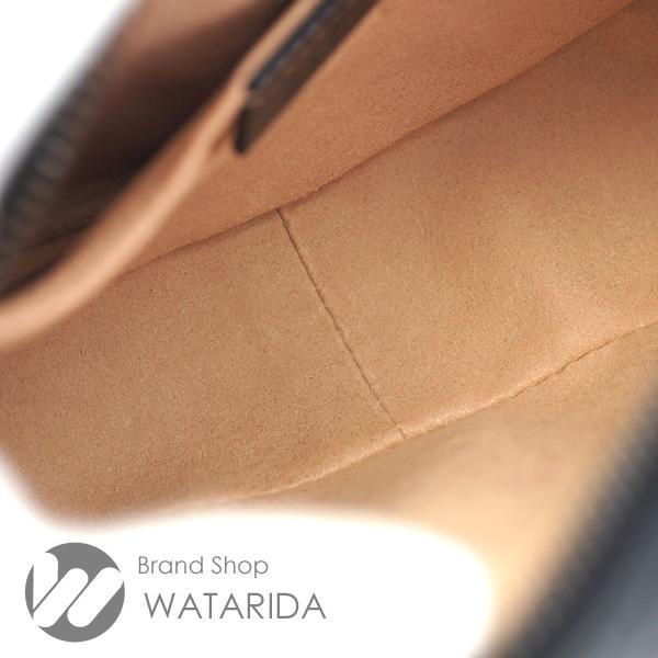 川崎の質屋 渡田質店 グッチ GUCCI ショルダーバッグ GGマーモント キルティング ミニバッグ 448065 DTD1T 1000 ブラック 箱・袋付 未使用品 送料無料 のご紹介です。