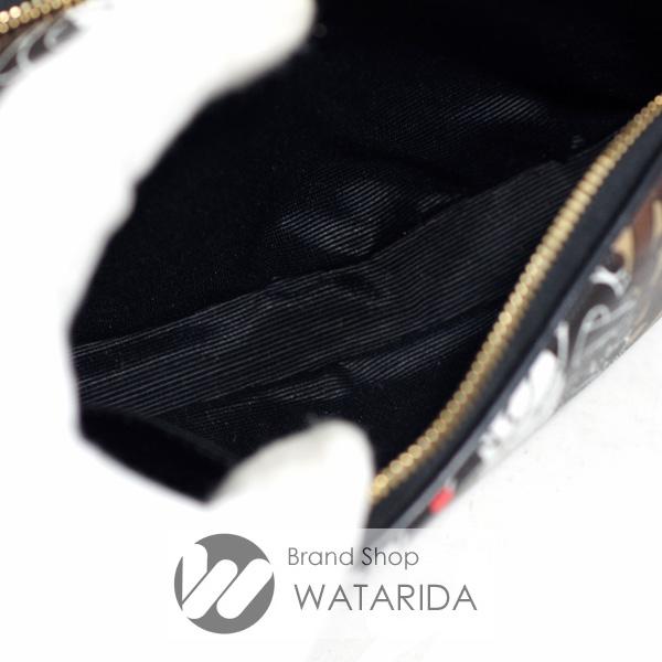 川崎の質屋 渡田質店 バーバリー ショルダーバッグ モノグラム Eキャンバス ミニ カメラバッグ 8032774 TBレザー ブラウン 保存袋付 未使用品 送料無料 のご紹介です。